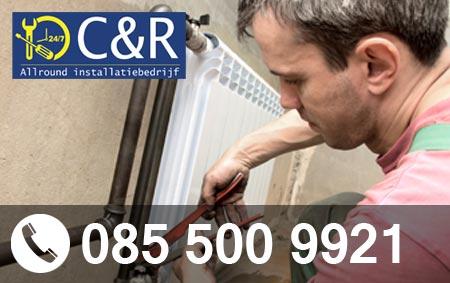 C&R cv-ketel spoedservice