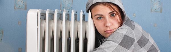 Warmteverlies radiatoren